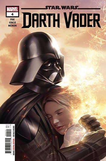 Star Wars Darth Vader #4 Main Cover