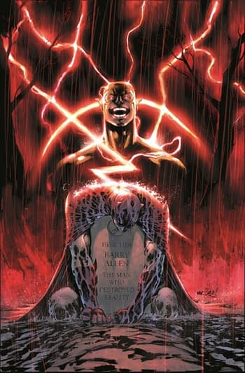 Batman: Hush, Flashpoint Go Dark Multiverse - Bryan Hitch, Dexter Soy
