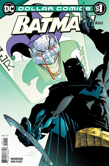 DC Reschedules Missing Dollar Comics and Last God #3 2nd Printing