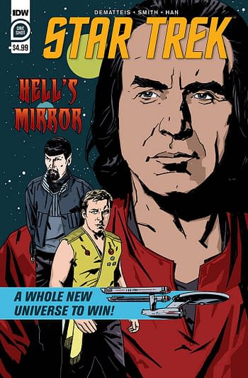Star Trek Hells Mirror #1 Cover A