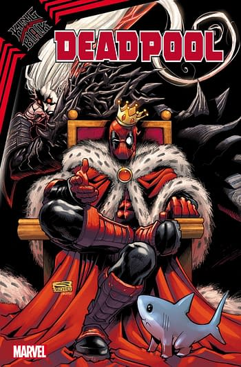 Thunderbolts Returns - King In Black Solicitations For January 2020