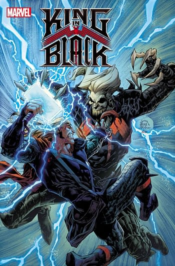 Thunderbolts Returns - King In Black Solicitations For January 2021
