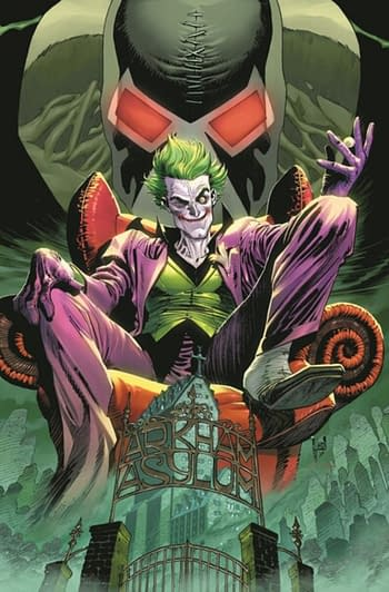 DC Joker/Punchline Series From DC