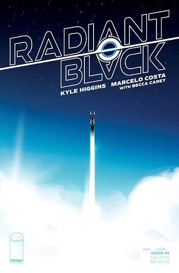 Radiant Black To Kick Off Image Comics' Superhero Universe