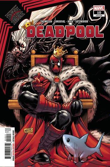 Is Marvel Cancelling Deadpool Next Week?