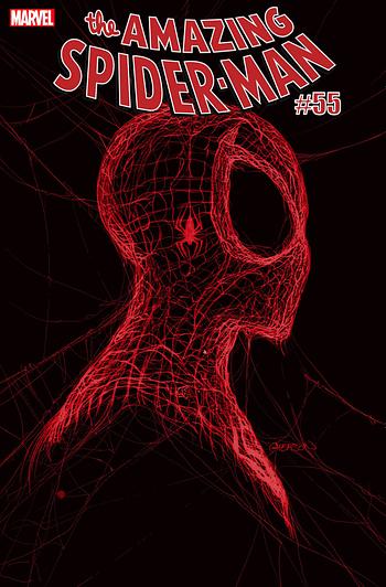 Amazing Spider-Man #55 & Star Wars High Republic Top Advance Reorders