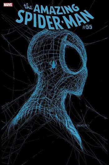 PrintWatch: Amazing Spider-Man #55 Gets A Third Webhead Printing