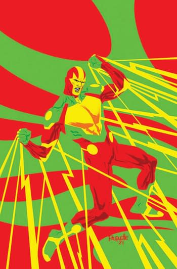 DC Launches Shilo Norman Mister Miracle Comic In Maay
