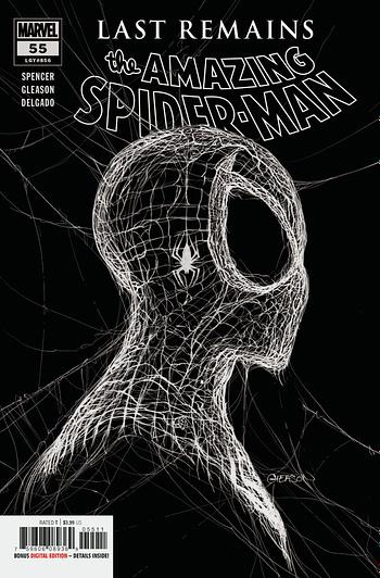 Amazing Spider-Man #55 Gets A Third Webhead Printing