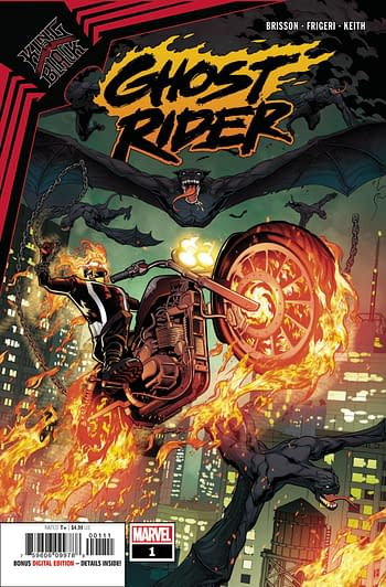 A Big Change Happening To Mephisto In King In Black: Ghost Rider
