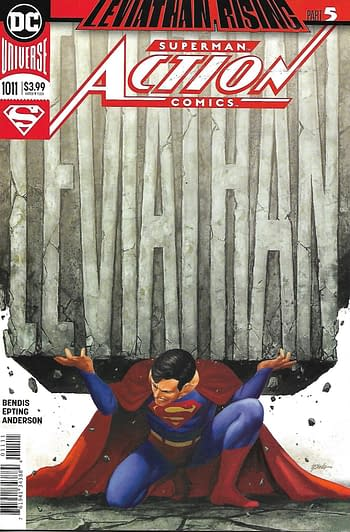 Action Comics #1011 Main Cover