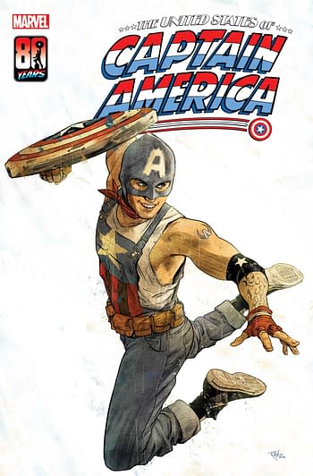 A New LGBTQ Captain America From Marvel In June
