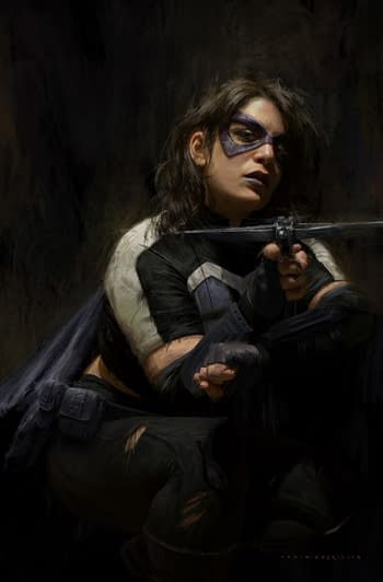 DC Comics To Give Huntress Super Powers in Batman Secret Files