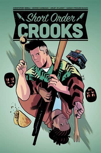 Cover image for SHORT ORDER CROOKS SC