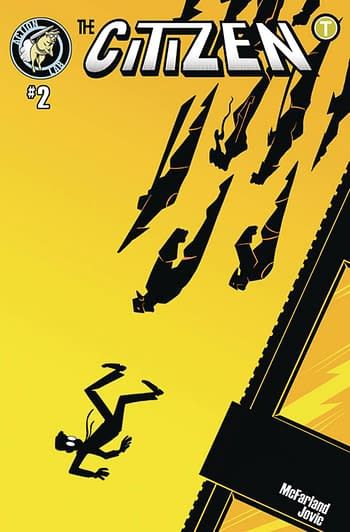 Cover image for CITIZEN #2