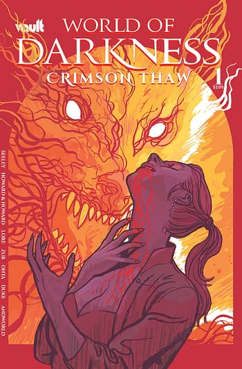 """Vault Announces """"World of Darkness: Crimson Thaw"""" Coming In September"""
