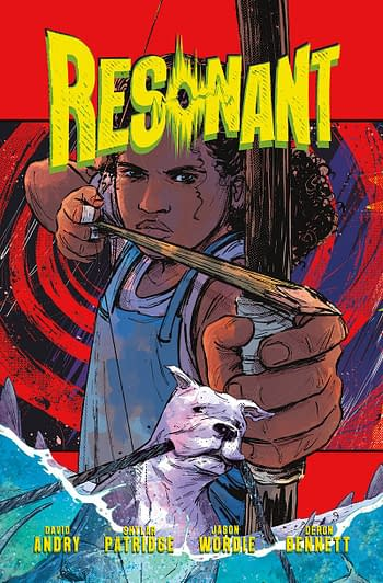 Cover image for RESONANT TP VOL 02 (MR)