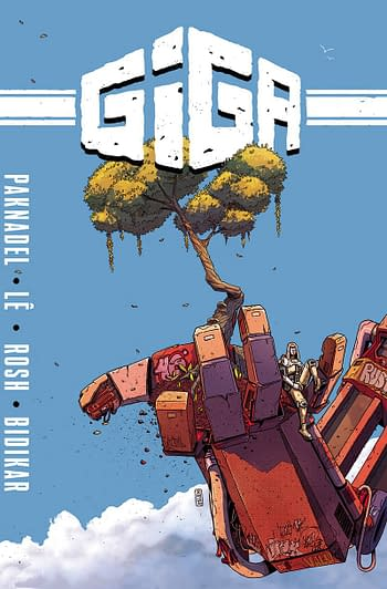 Cover image for GIGA TP VOL 01