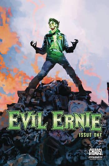 Cover image for EVIL ERNIE #1 CVR B SUYDAM