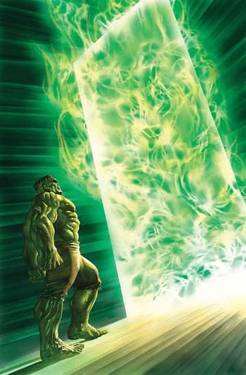 Do Amazon Listings Confirm Alex Ross' Spoiler For Immortal Hulk?