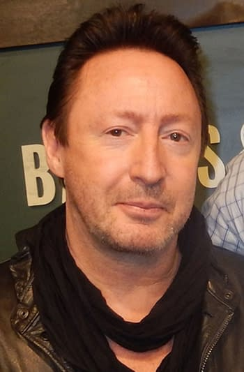 Julian Lennon Writing Graphic Novel For Kids, The Morning Tribe.