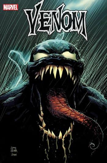 Venom #27 Variant Cover
