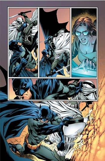 Eleven Gossipy Spoilers For Upcoming Batman Comics