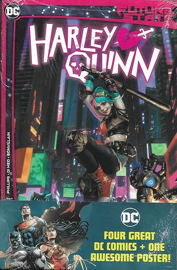 Future State Harley Quinn #1 Pack Front