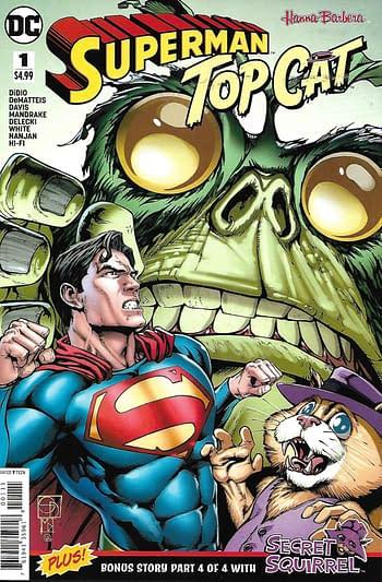 Superman Top Cat #1 Main Cover
