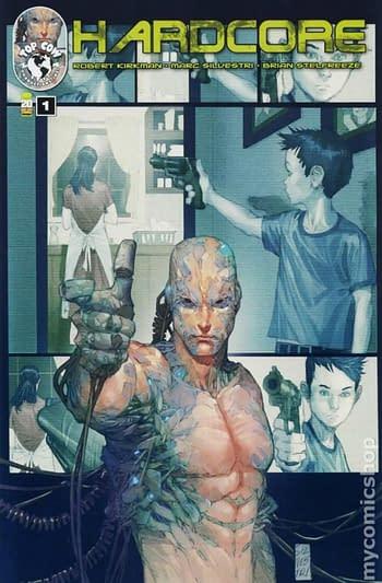 HOT Comic: Hardcore #1 by Robert Kirkman, Marc Silvestri and Brian Stelfreeze