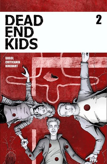 Dead End Kids #1 Goes to Second Print, #2 Sold Out Ahead of Release?