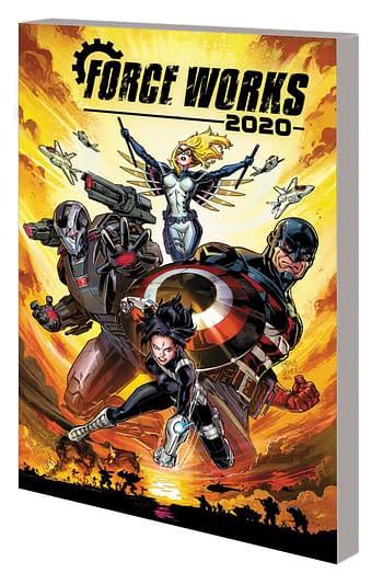 Full Marvel Comics September 2020 Solicitations – So Far