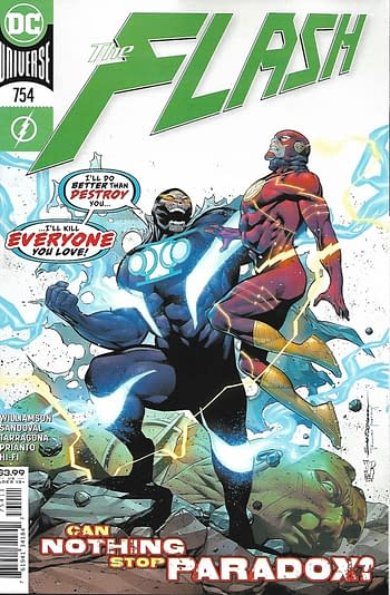 The Flash #754 Main Cover