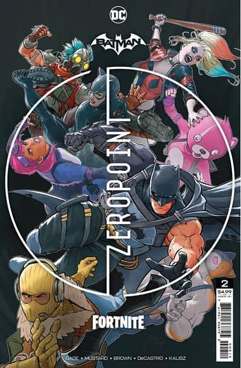 Batman/Fortnite Comic Gets 3rd Print As 1st Print Hits $117 On eBay