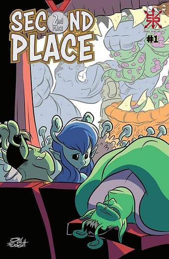 Cover image for SECOND PLACE #1 (OF 4) CVR A FOSGITT