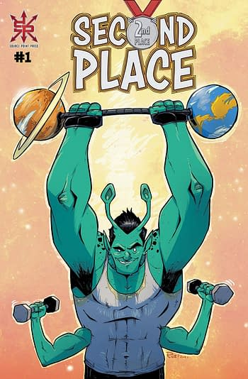 Cover image for SECOND PLACE #1 (OF 4) CVR B GUILLORY