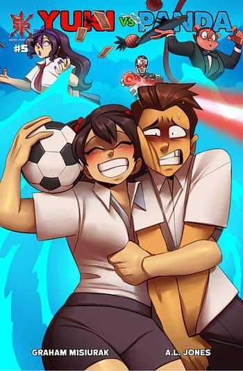 Cover image for YUKI VS PANDA #5 (MR)