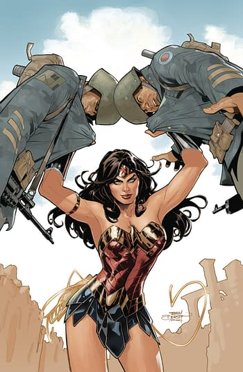 First Review: G Willow Wilson's Wonder Woman #58 Mirrors the Movie Through a Dark Glass