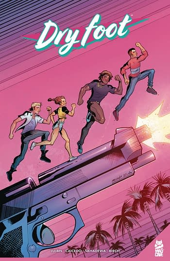 They Fell From The Sky #1 in Mad Cave Studios February 2021 Solicits