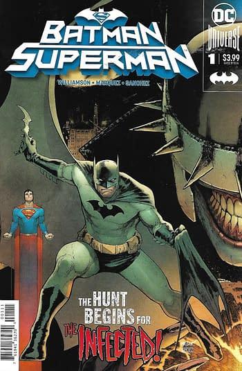 Batman Superman #1 Cover A