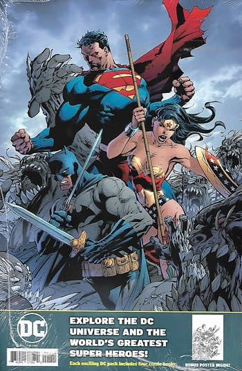 Batman #102 Set Back