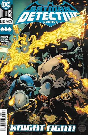 Detective Comics #1005 Main Cover