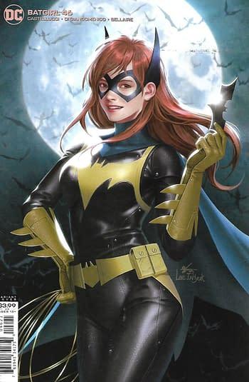 Batgirl #46 Variant Cover