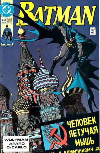 Forbidden Planet Takes Batman Back To Liverpool Batman: The Detective #1