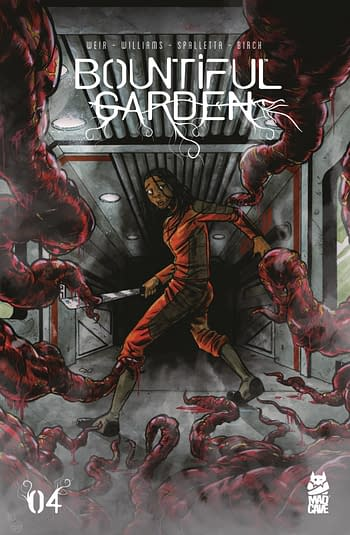 Cover image for BOUNTIFUL GARDEN #4