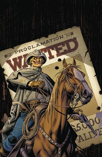 Jonah Hex Bronze Age Omnibus Adds a Missing Story by Tony DeZuniga