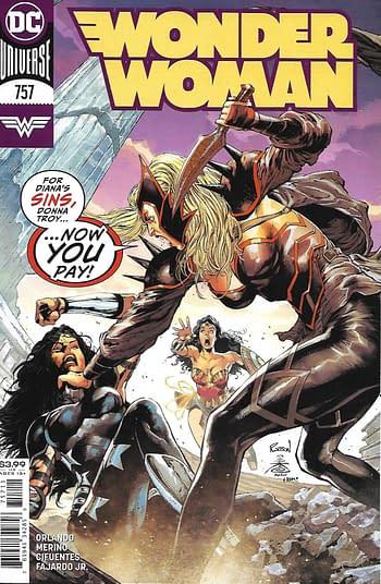 Wonder Woman #757 Main Cover