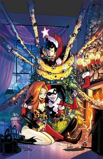 Full DC Comics January 2021 Solicitations