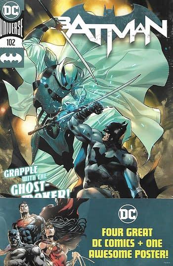 Batman #102 Set Front