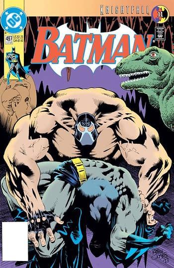 Gotham Girl Will Kill Batman as Bane Returns to Glory – Reading Tom King's Batman